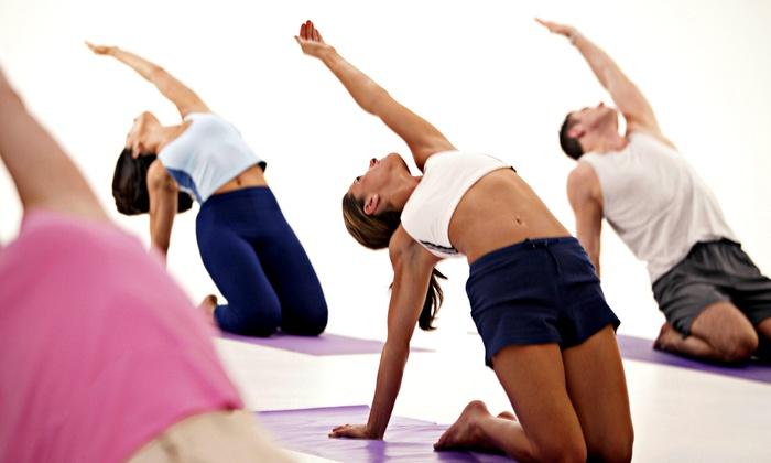 Bikram Yoga La Jolla - Village: 10 Bikram-Yoga Classes or One Month of Unlimited Bikram-Yoga Classes at Bikram Yoga La Jolla (Up to 72% Off)