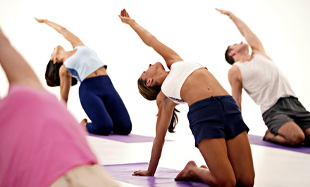 10 Bikram-Yoga Classes or One Month of Unlimited Bikram-Yoga Classes at Bikram Yoga La Jolla (Up to 72% Off)