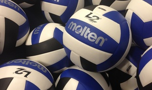 The Academy Volleyball Club: Up to 65% Off Volleyball Camps at The Academy Volleyball Club