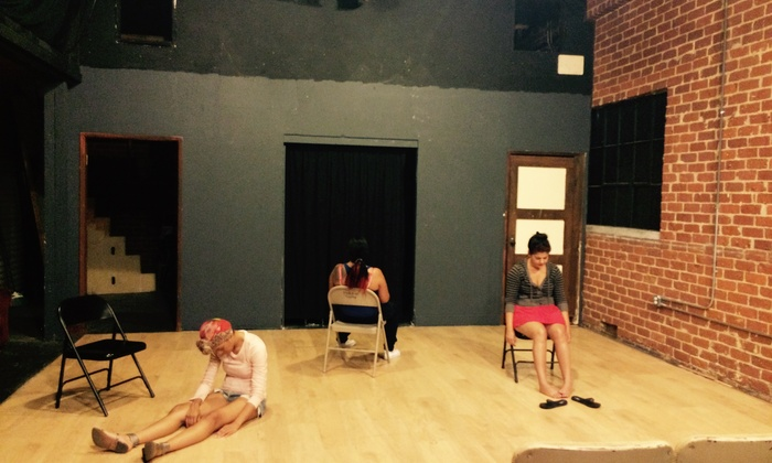 Reaction - Valley Village: Four Acting Classes at REACTION (46% Off)