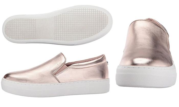 ce3e1e9f2c7 Steve Madden Gills or Gwen Women's Fashion Sneakers (Size 7.5)