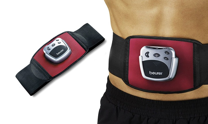 Beurer Stomach Toning Belt | Groupon Goods