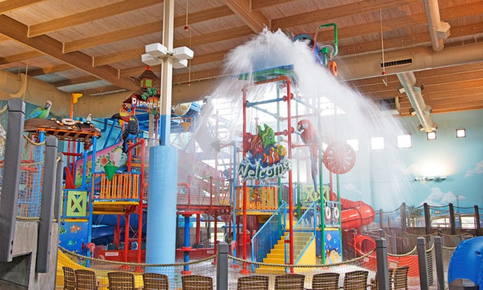 CoCo Key Water Resort - Omaha, Nebraska: Two or Four Water Park Day Passes, or Annual Family Water Park Pass for Four at CoCo Key Water Resort (50% Off)