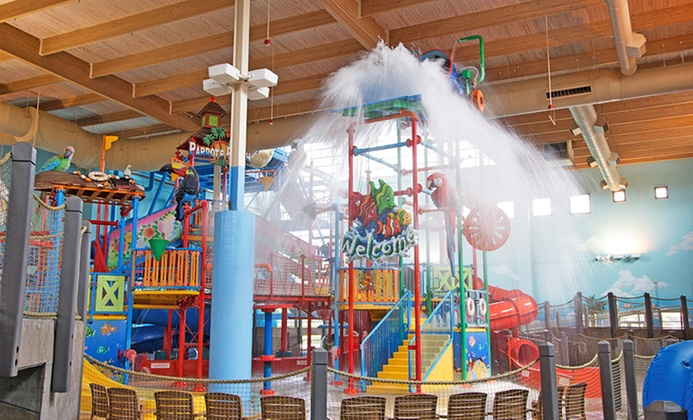 Water Park Hotel with Optional Daily Park Passes