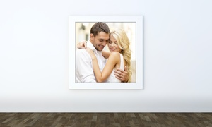 SADAF DESIGNS: Canvas Print in Choice of Size from AED 45 with Sadaf Designs (Up to 64% Off)