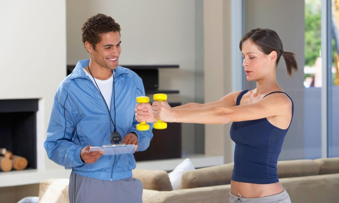 At Home Personal Training - New York City: Fitness Assessment and Customized Workout Plan at At home Personal Training (75% Off)