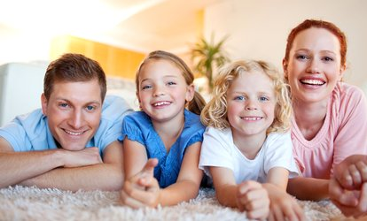 Up to 45% Off Carpet Cleaning from Sunshine Carpet Cleaning