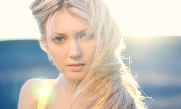 Color Zone - Color Zone: $42 Off Hair Cut & Color Touch Up Package at Color Zone
