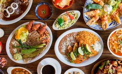 Mexican Restaurants Deals Coupons Groupon