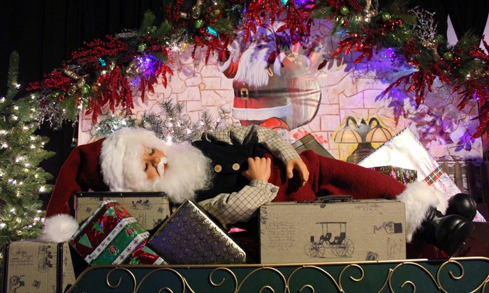 Christmas Village - New York in New York, NY | Groupon