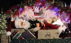 Christmas In New York: Visit for an Adult or a Child to Christmas Village NYC (50% Off)