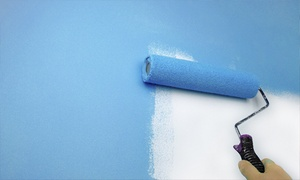 Salamanca Multiservices: Interior Painting for One or Two Rooms from Salamanca Multiservices (Up to 52% Off)