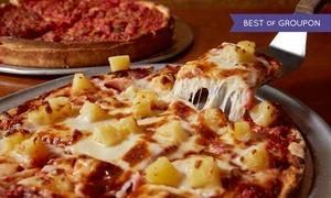 Luna Pizza: $13 for $20 Worth of Pizza for Dine-In or Carryout at Luna Pizza