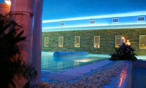 Quintessentia Spa: Percorso Spa di coppia da 2 o 4 ore, aperitivo con Prosecco e massaggio corpo al Quintessentia Spa (sconto fino a 75%)