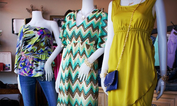 Brittan's House - Far North Central: Boutique Clothing or Accessories at Brittan's House (Half Off)