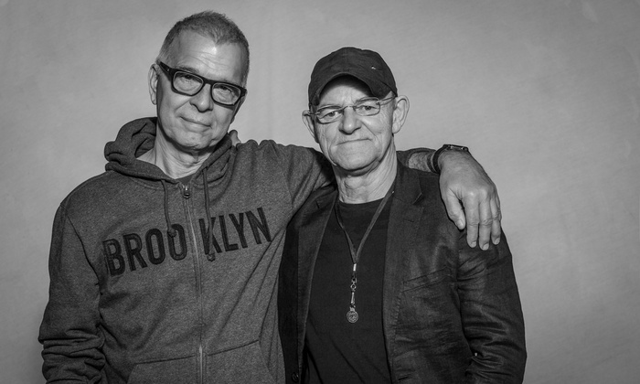 Tony Visconti + Woody Woodmansey's Holy Holy - Celebrating David Bowie - Baltimore Soundstage: Tony Visconti + Woody Woodmansey's Holy Holy Celebrating David Bowie on Sunday, April 3 at 8 p.m.