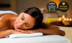 Spaço de Massagem Del Rio: Spaço de Massagem Del Rio – Jd. Paulista:Até 3 meses de massagem relaxante e drenagem