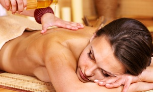 Wellsprings Medical: Relax Spa Package with a Facial and Manicure, or a 60-Minute Thai Massage at Wellsprings Medical (Up to 54%Off)