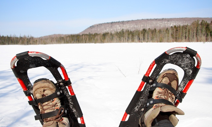 The Gear ReSource - Northfield: Snowshoeing Tour from The Gear ReSource (Up to 54% Off)
