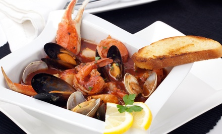 Chef's Tasting Menu with Champagne for Two or Four at Portofino Cucina Italiana (51% Off)