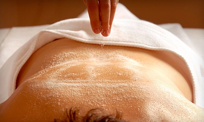 The Body Sanctuary Spa & Wellness Center - Westlake Village: One or Two Butter-Scrub Body Treatments at The Body Sanctuary Spa & Wellness Center in Westlake Village (Up to 70% Off)