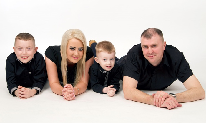 Family Photoshoot Glasgow