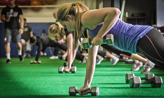 Impact Strength and Performance - Bel-Red: $49 for Three-Week Jumpstart Transformation Program at Impact Strength and Performance ($372 Value)