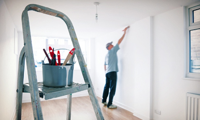 JWD Painting - Portland, ME: Interior Painting for One or Two Rooms from JWD Painting (Up to 63% Off)