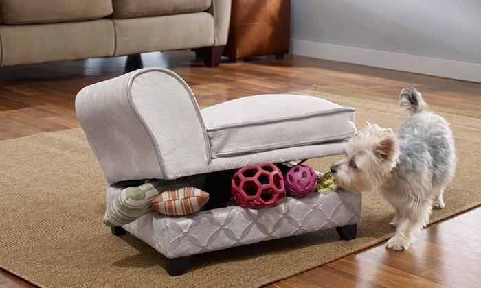 Enchanted Home Pet Silver Pet Beds Groupon