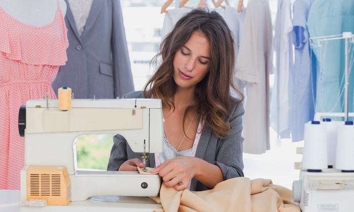 International Open Academy: $19 for an Online Course in Creative Sewing and Crafts from International Open Academy ($436.19 Value)