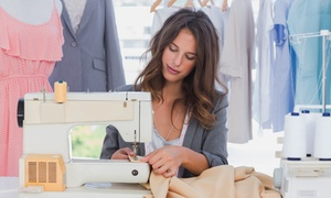 The Sherwood Textile Workshop: Sewing or Dress Workshop at The Sherwood Textile Workshop (51% Off)
