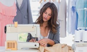Pracownia A tu się szyje: Kurs przerabiania ubrań (49,99 zł) i konstrukcji spódnicy za 99,99 zł i więcej opcji w Pracowni A tu się szyje