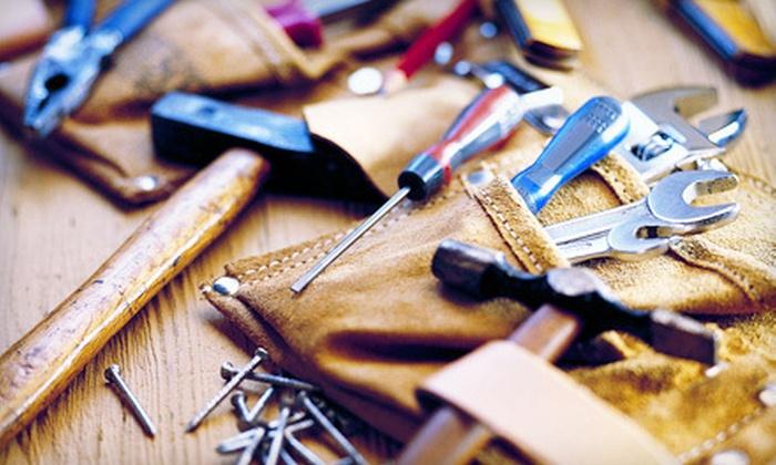 Mr. Somebody's Handyman Service - Orlando: Two, Four, or Eight Hours of Handyman Service from Mr. Somebody's Handyman Service (Up to 55% Off)