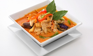 Thai Thani : Thai Dinner for Two or Four at Thai Thani (Up to 44% Off)