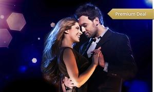Tanzschule Kieber: Tanzkurs oder Hochzeitstanzkurs für Zwei mit 4 oder 8 Einheiten à 60 Minuten in der Tanzschule Kieber ab 39,90 €
