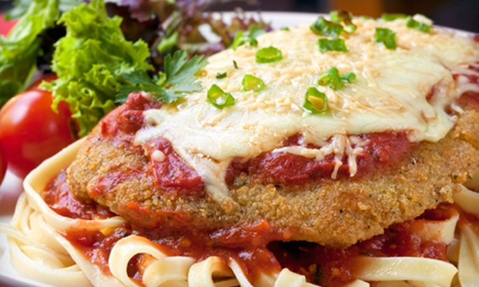 Rosas Restaurant & Pizzeria - LaSalle: $15 for $30 Worth of Italian Food for Dinner at Rosa's Restaurant & Pizzeria