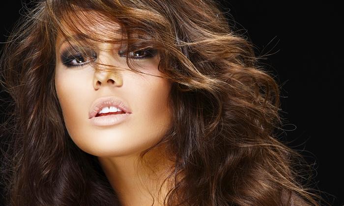 Eva coiffure jusqu 39 62 champigny sur marne le de france groupon - Tarif couleur meche coupe brushing ...