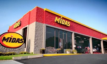image for Full Service Conventional or Synthetic Oil Change at Midas (Up to 76% Off)
