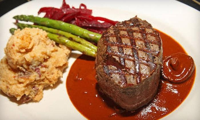 Dorado Restaurant - Ravenswood: $20 for $40 Worth of Franco-Mexican-Fusion Cuisine at Dorado Restaurant