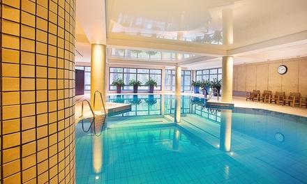 Kotlina Kłodzka: 2-8 dni dla 2 osób z wyżywieniem, basenem, sauną, zniżkami i więcej w hotelu Spa Medical Dwór Elizy