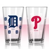 2-Pack of MLB Color-Changing 16oz Pint Glass