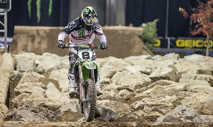 EnduroCross: EnduroCross Racing Event on Saturday, November 7, at 7:30 p.m.