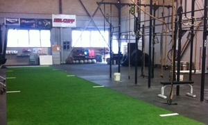 Crossfit Synergistics: Up to 58% Off Bootcamp Classes  at Crossfit Synergistics