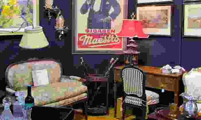 Dordy Fontinel Show Management, Inc. - McLean: Admission for Two or Four to an Antique Show from Dordy Fontinel Show Management, Inc. (Up to 50% Off)