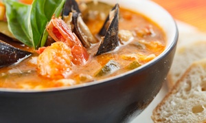 29 Chestnut: Italian Meal for Two or Four at 29 Chestnut (Up to 46% Off)