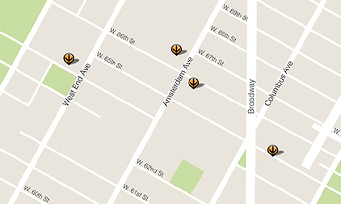 Icon Parking Systems - Multiple Locations: Six Hours of Parking in Manhattan from Icon Parking Systems (Up to 67% Off). Four Locations Available.