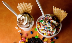 YoDaddio Frozen Yogurt: $11 for Two Groupons, Each Good for $10 Worth of Frozen Yogurt at YoDaddio Frozen Yogurt ($20 Value)
