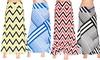 Women's Patterned Maxi Skirts: Women's Patterned Maxi Skirts