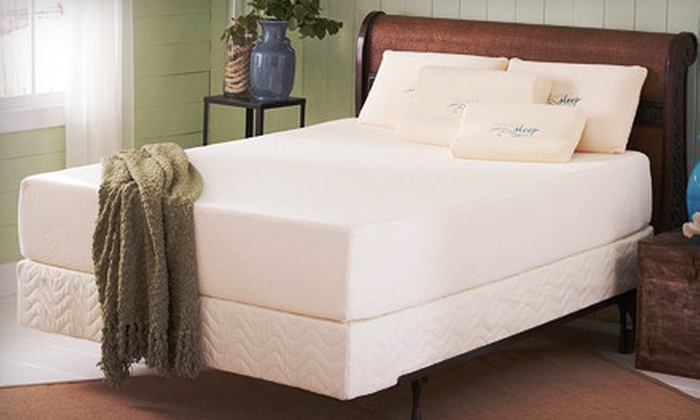 Michigan Discount Mattress - Farmington: Corsicana Gel Memory-Foam Mattress from Michigan Discount Mattress (Up to 59% Off). Four Sizes Available.