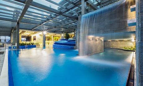 Bled: fino a 3 notti con colazione, piscine termali, casinò, voucher Spa e 1 cena per 2 persone all'Hotel Savica